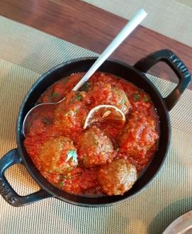 Afghani meatballs 2