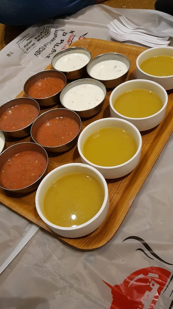 soup and chutney